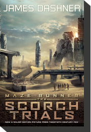 Scorch Trials Film Tie-in